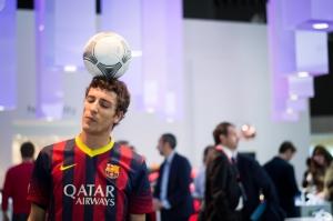 Soccer-tricks-MWC-2014-4